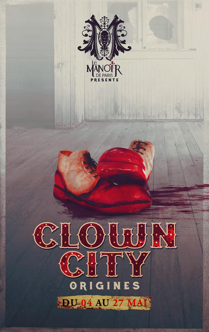 Poster Clown City 2018